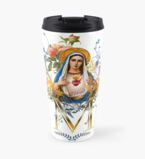 Immaculate Heart of Mary Travel Mug