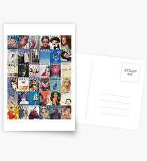 Vogue-Ing Postkarten