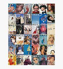 Vogue-Ing Fotodruck