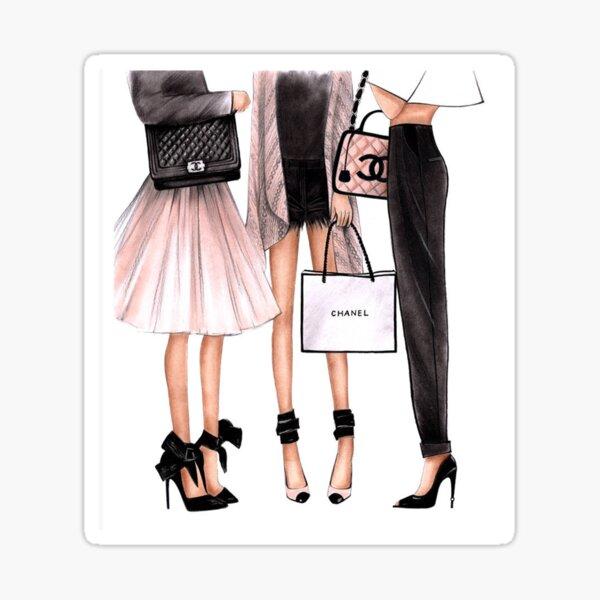 Fashion Group Sticker