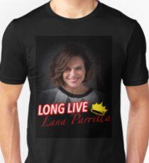 Long Live Lana Parrilla Unisex T-Shirt
