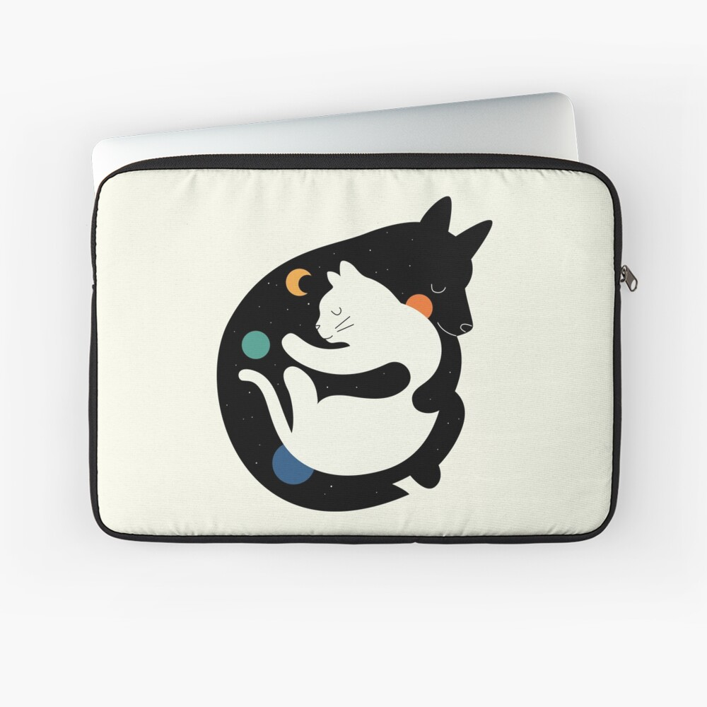 More Hugs Less Fights Laptop Sleeve