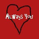 Always You by Madeleine Forsberg