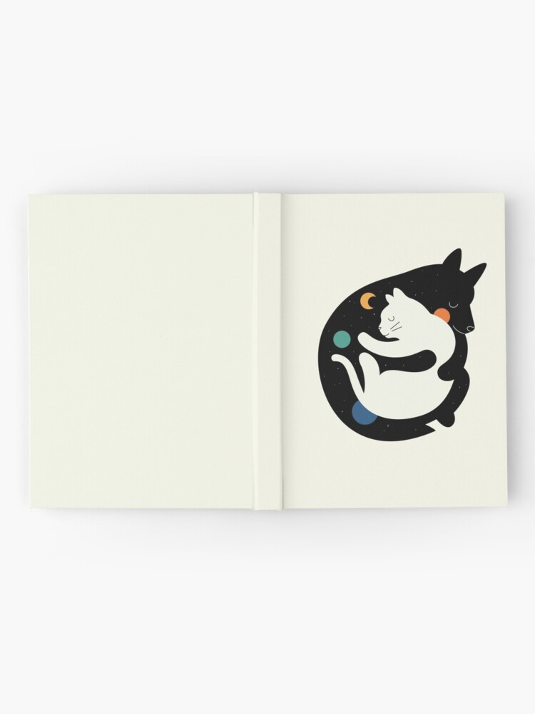 Alternate view of More Hugs Less Fights Hardcover Journal