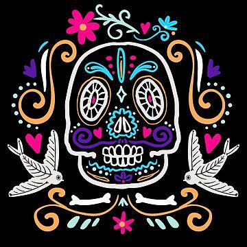 Sugar Skull by machmigo