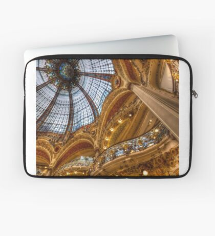 Galeries Lafayette, Paris 2 Laptop Sleeve