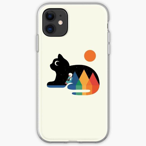 Moonlight Serenade iPhone Soft Case