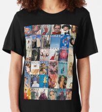 Vogue-ing  Slim Fit T-Shirt