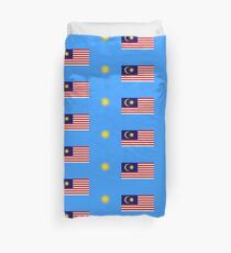 Flag of the Royal Malaysian Air Force  Duvet Cover