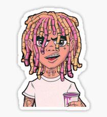 LIL PUMP Sticker