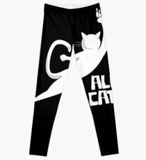 Alley Cat for Cool Cats Who Bowl Leggings
