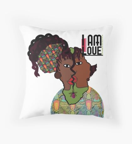 Maia's Quest Throw Pillow