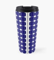Solar Panel Design Travel Mug