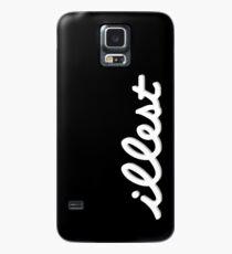Illest Phone Case (Black) Case/Skin for Samsung Galaxy