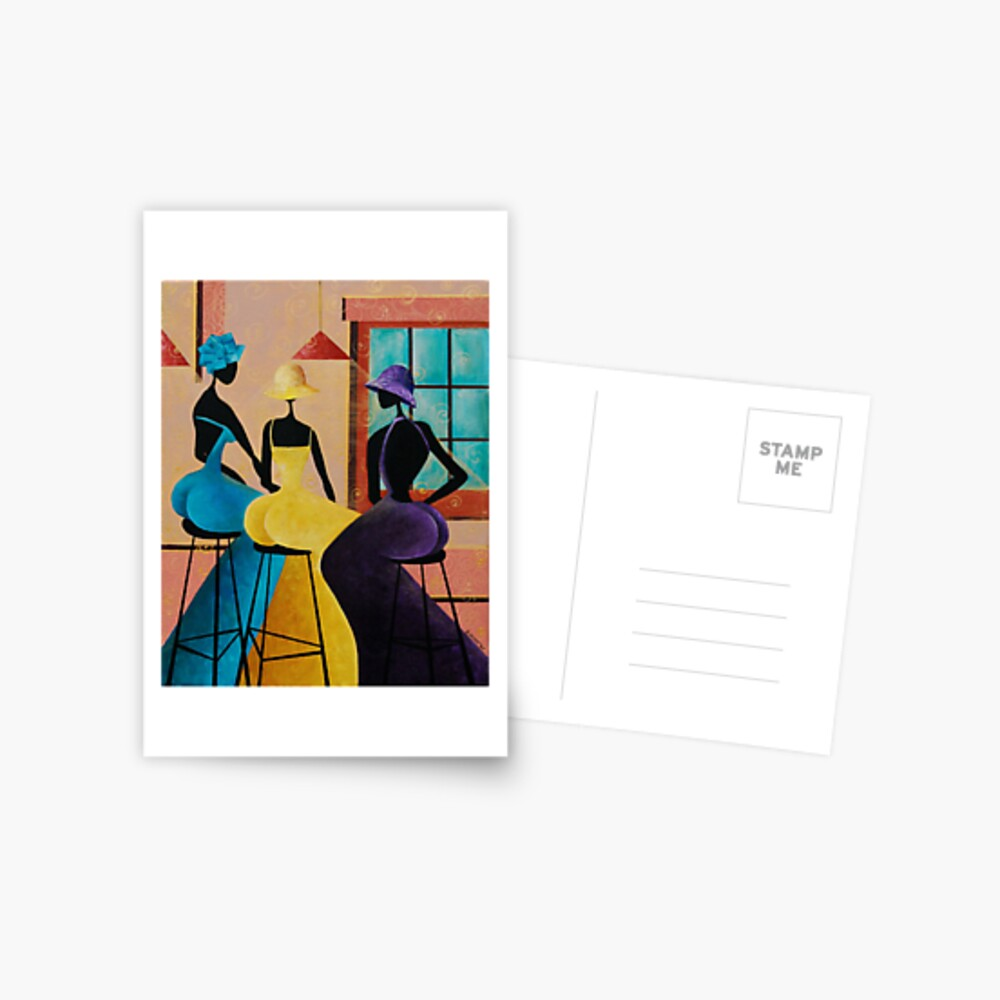 Bonding Postcard