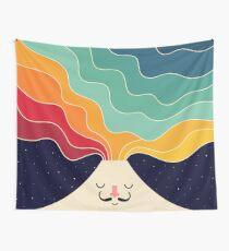 Keep Think Creative Wall Tapestry