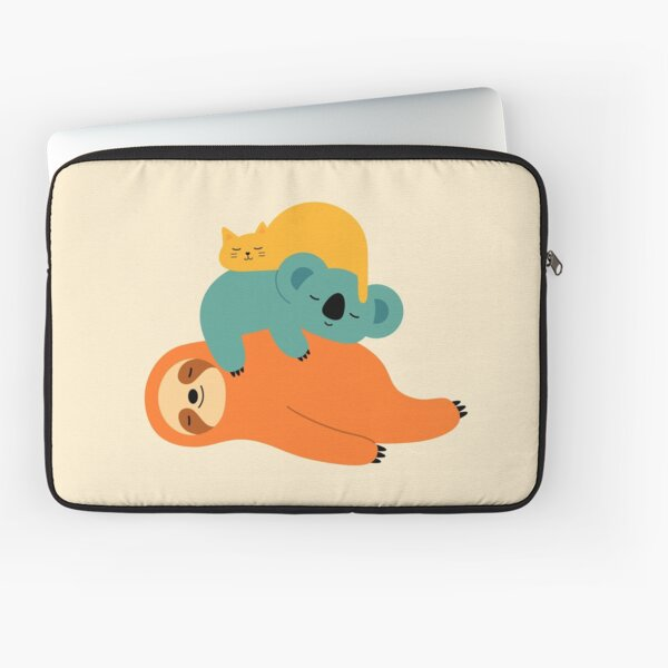 Being Lazy Laptop Sleeve