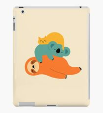 Being Lazy iPad Case/Skin