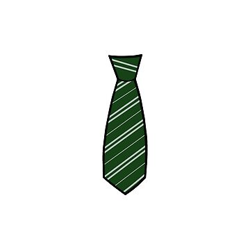 Magic Green Tie by staceyroman