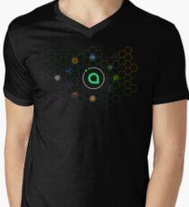 Siacoin Men's V-Neck T-Shirt