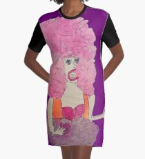 Laganja Graphic T-Shirt Dress