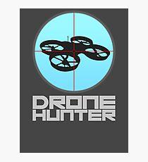 Drone Hunter Photographic Print