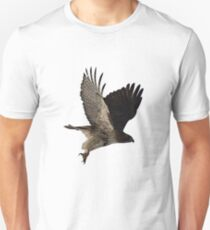Red-Tail Hawk Tee Unisex T-Shirt