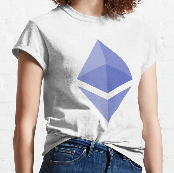 Ethereum Cryptocurrency  Classic T-Shirt