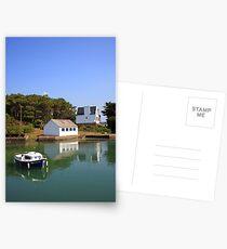 www.lizgarnett.com - Anse Kerdelan, Golfe du Morbihan, France Postcards