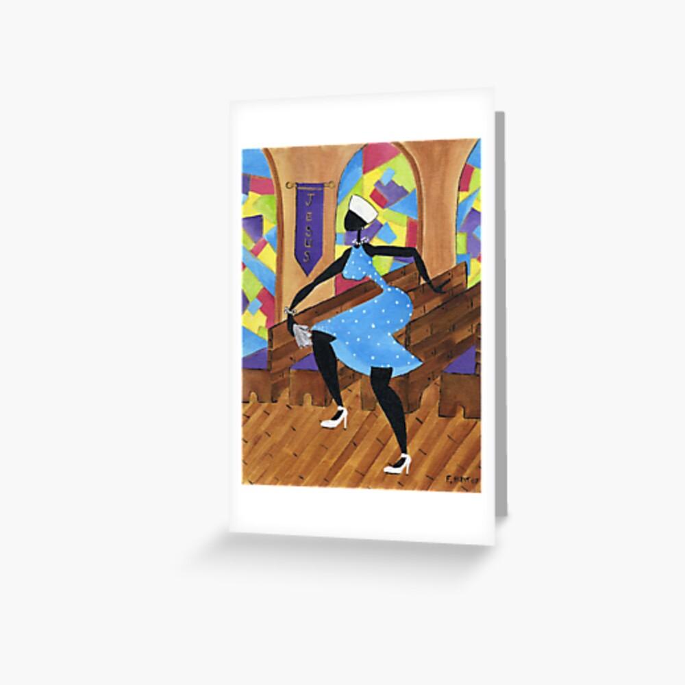 Hallelujah Greeting Card