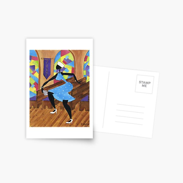 Hallelujah Postcard