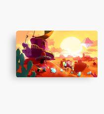 Tostarena Sand Kingdom art - Super Mario Odyssey, Nintendo Switch Canvas Print