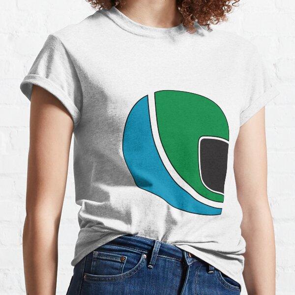Metro 6R4 - Helmet Logo Classic T-Shirt