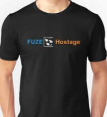 Fuze the Hostage (lose) [Roufxis - RB] Slim Fit T-Shirt
