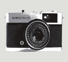 Olympus Trip 35 Classic Camera