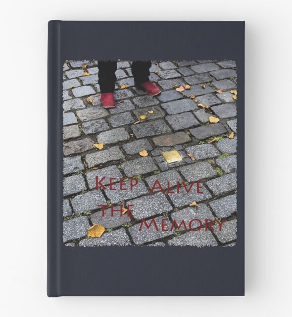Red Shoes and Stumbling Stone by Melissa J Barrett