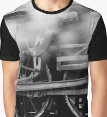 steampunk, nanopunk, technopunk, victorianfuturism, futurism, victorianstyle, victorianstyleart, bondage, steampunkbondage Graphic T-Shirt