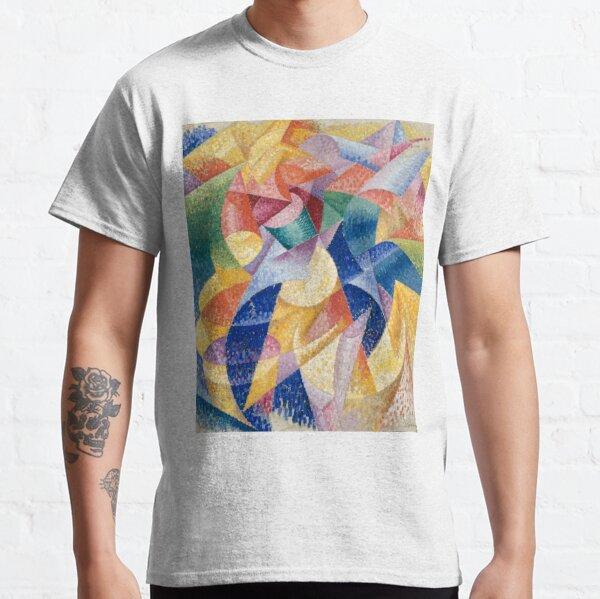 artist, painter, craftsman, Gino Severini, futurism, futurist, art Classic T-Shirt