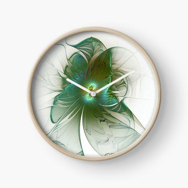 papillon Horloge