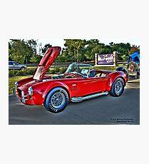 Classic Auto Series # 8 Photographic Print
