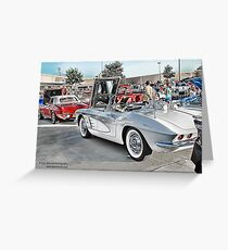 Classic Auto Series # 15 Greeting Card