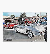 Classic Auto Series # 15 Photographic Print