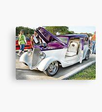 Classic Auto Series # 19 Canvas Print