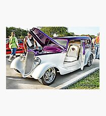 Classic Auto Series # 19 Photographic Print