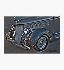 Classic Auto Series # 5 Photographic Print