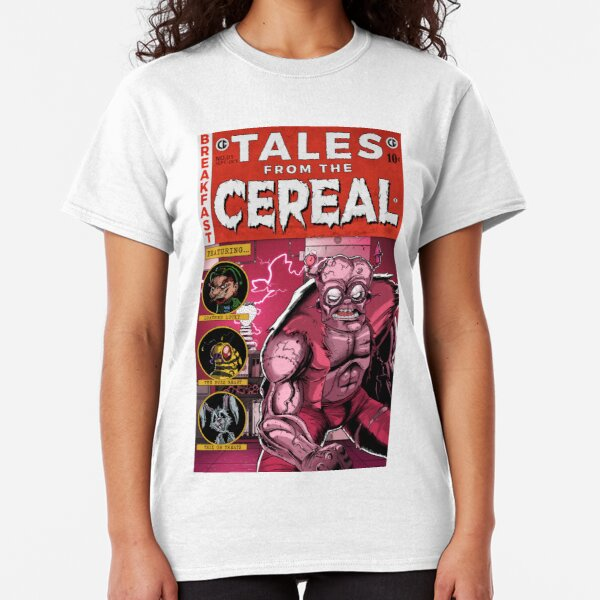 FrankenBerry - Tales from the Cereal Classic T-Shirt