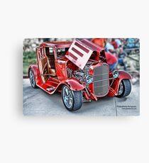 Classic Auto Series # 17 Canvas Print