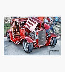 Classic Auto Series # 17 Photographic Print