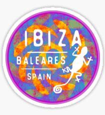 ibiza baleares Sticker