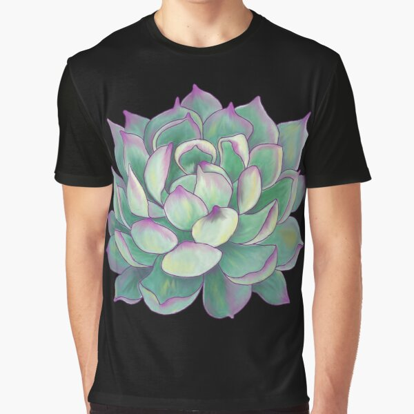 Succulent plant Graphic T-Shirt